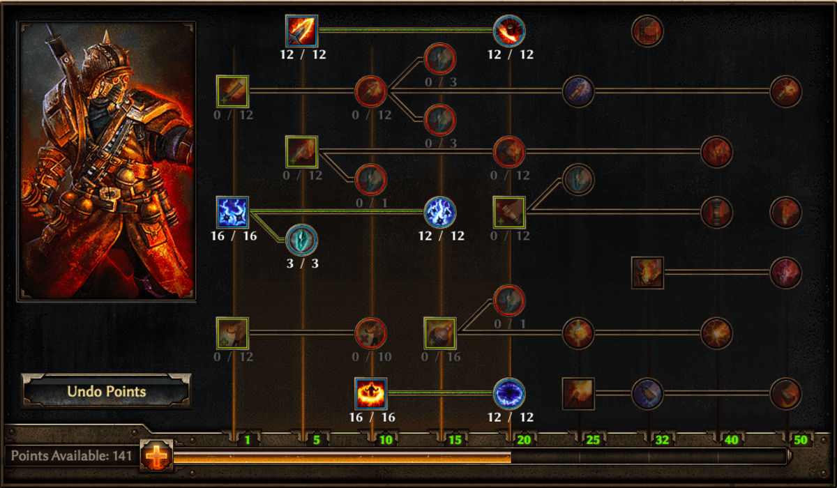Demolitionist Skill Tree, Copyright Crate Entertainment