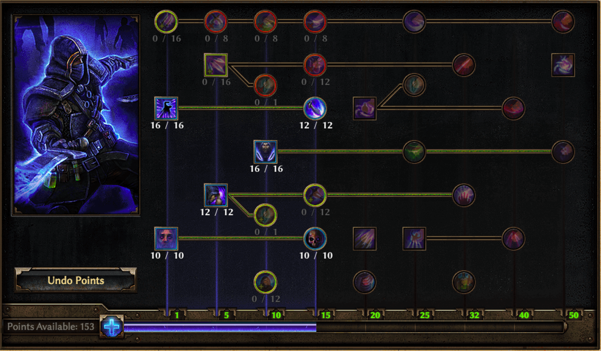 Nightblade Skill Tree, Copyright Crate Entertainment