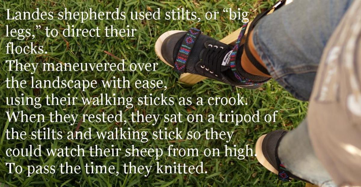 children-love-stilts