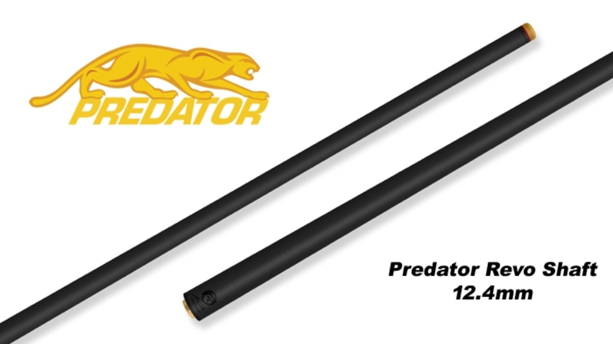 The New Predator Revo Shaft