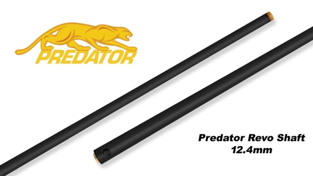 The New Predator Revo Shaft