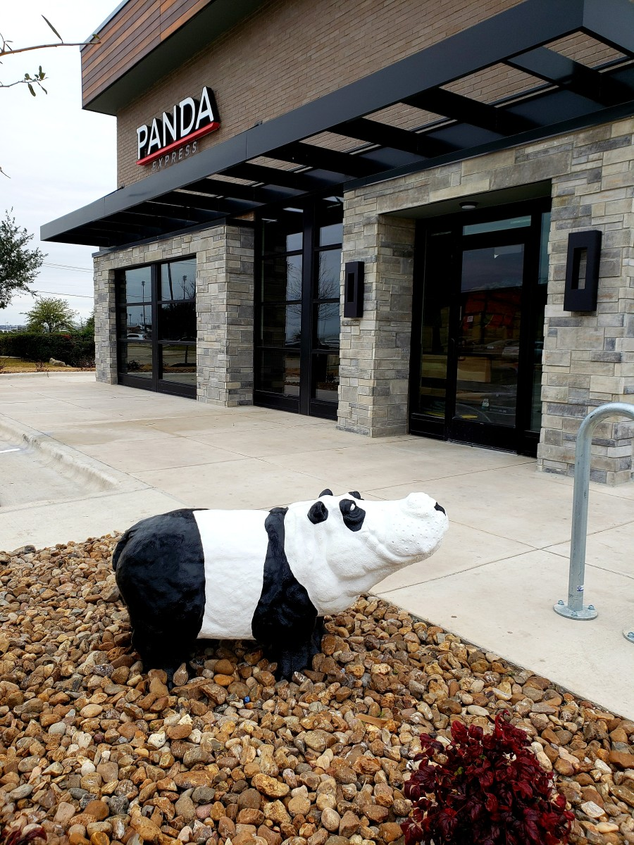 Panda Express in Hutto, Texas