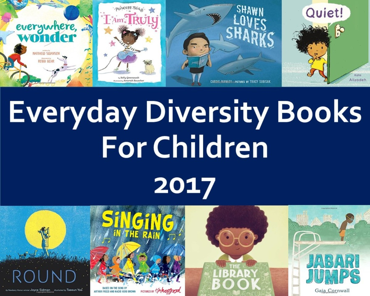 Everyday Diversity Books for Children 2017