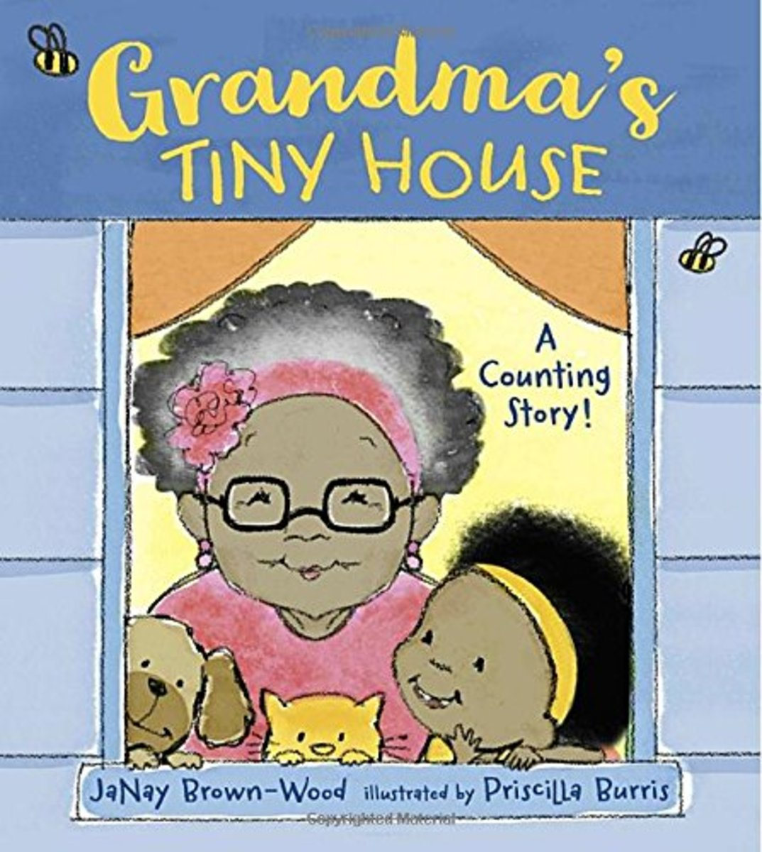 Grandma's Tiny House: A Counting Story! by JaNay Brown-Wood