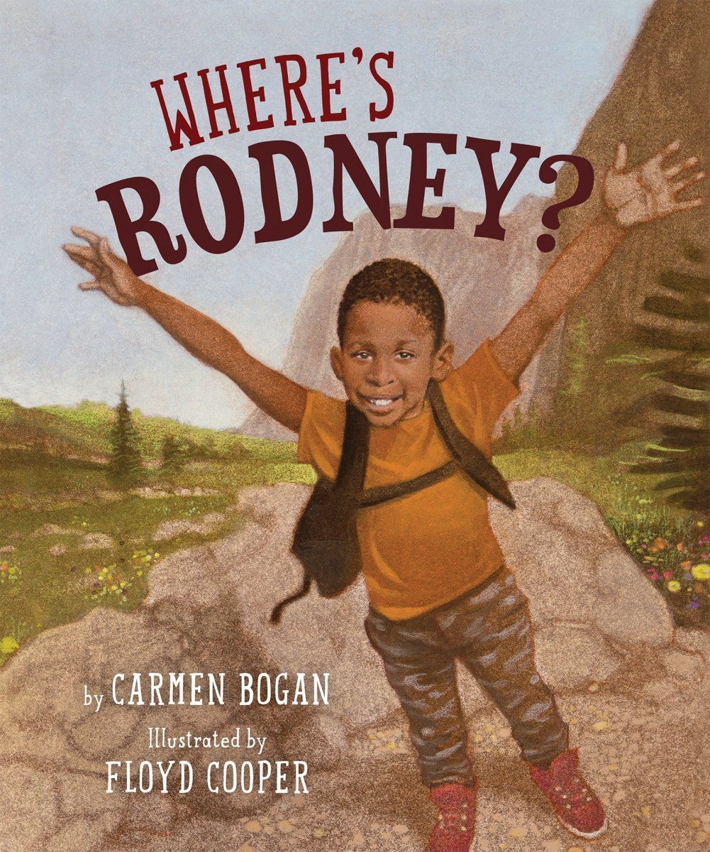 Where's Rodney? by Carmen Bogan