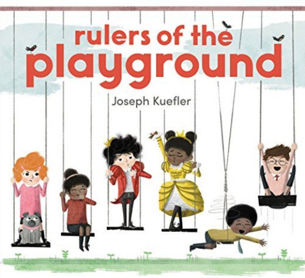Rulers of the Playground by Joseph Kuefler
