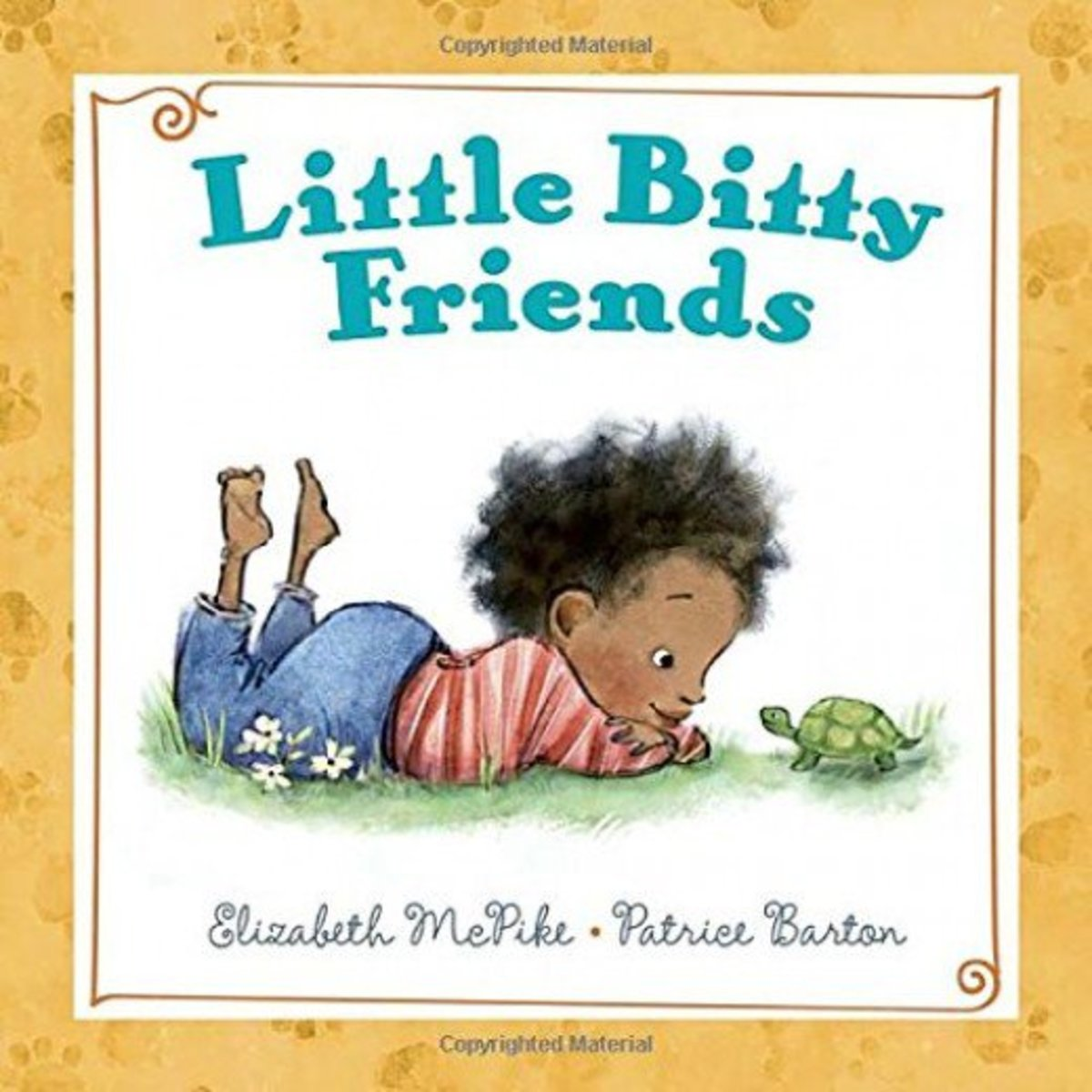Little Bitty Friends by Elizabeth McPike