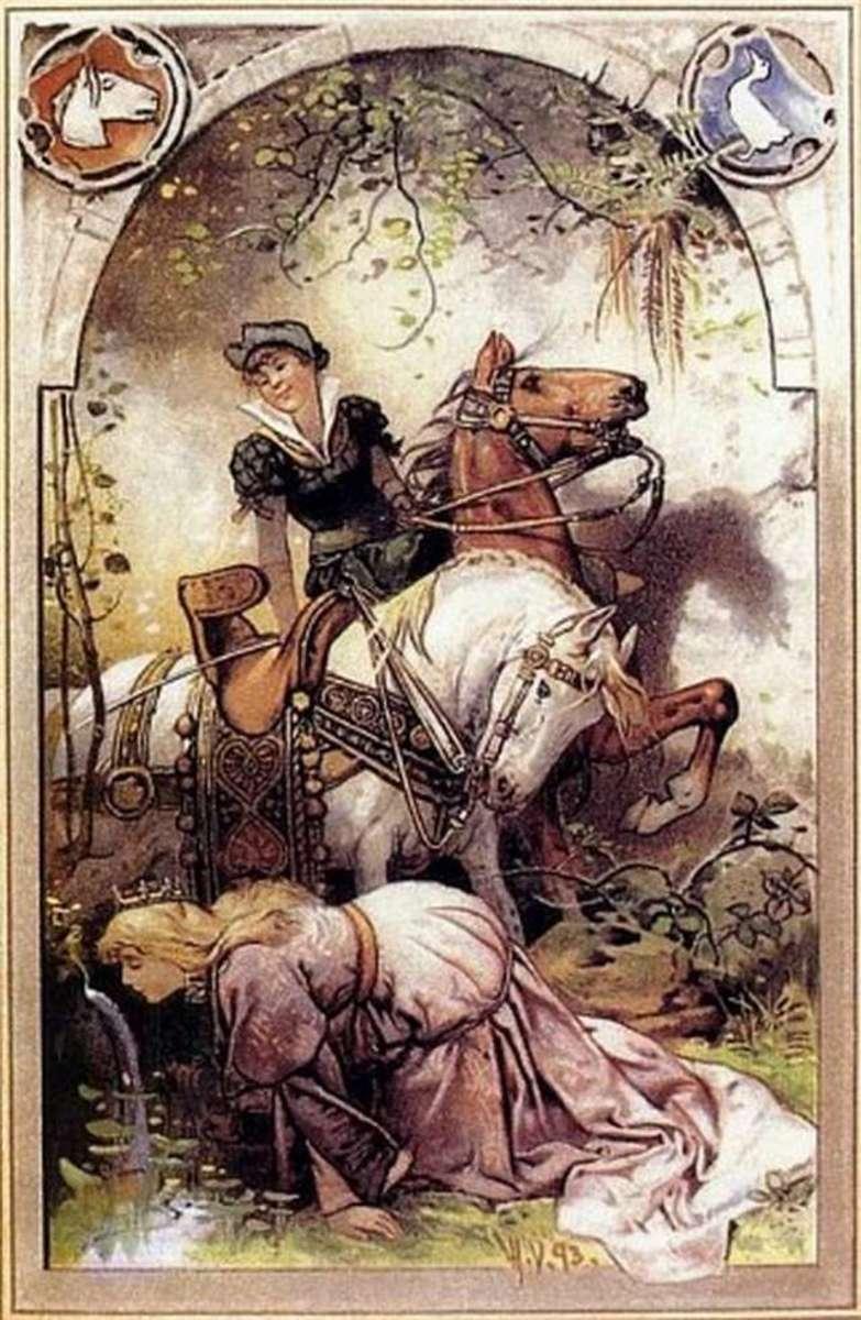 Illustration by Hermann Vogel