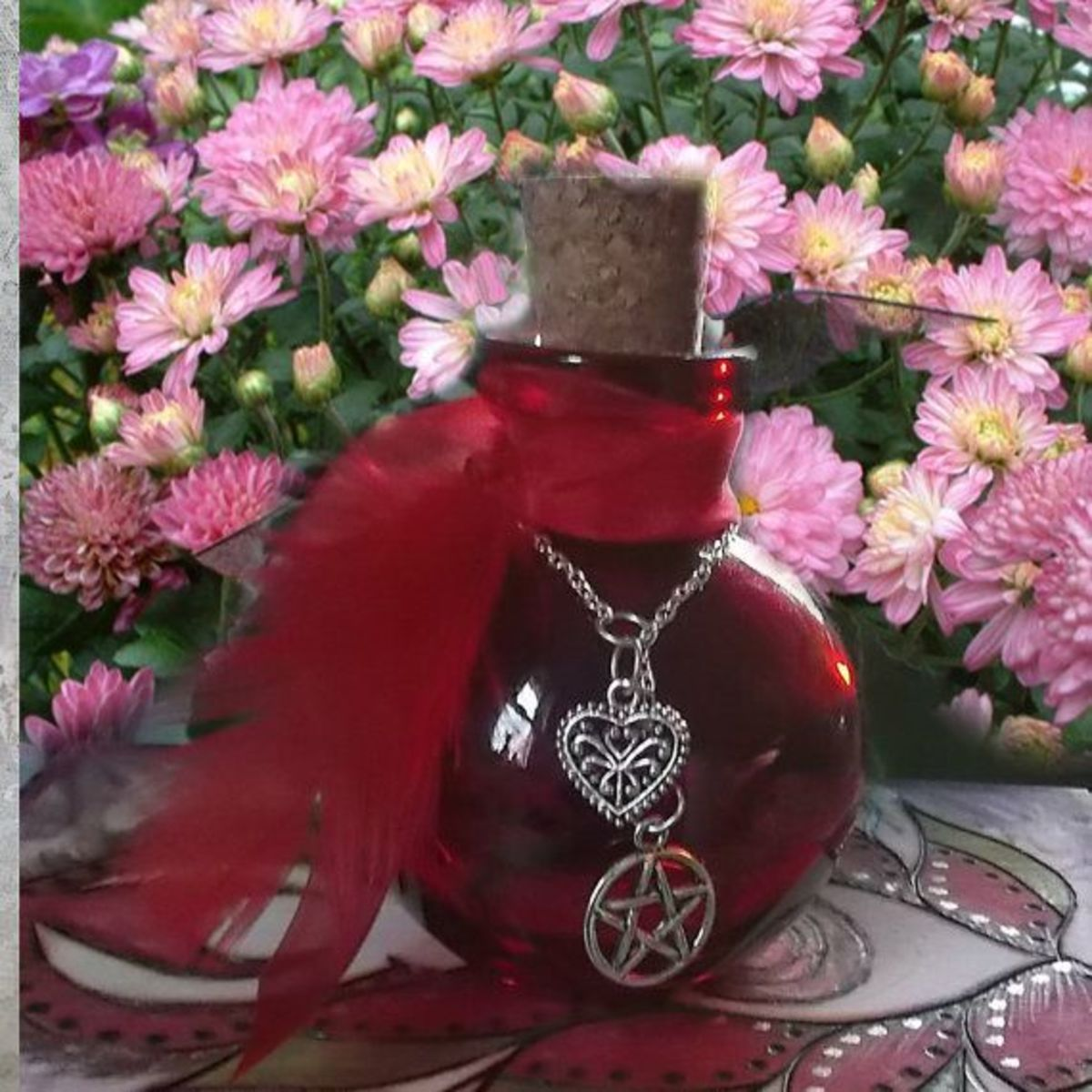 Love Potions, Charms, and Spells