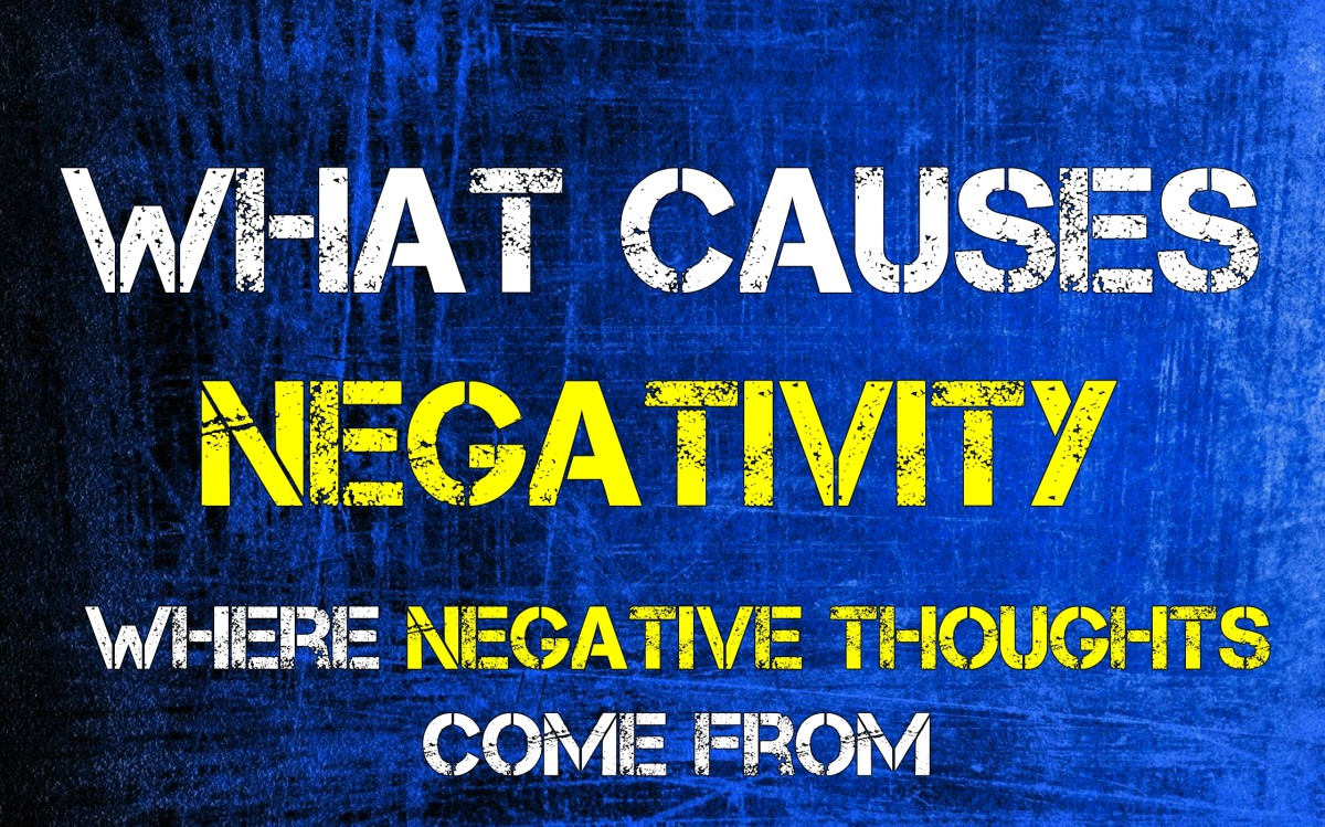 What Causes Negativity
