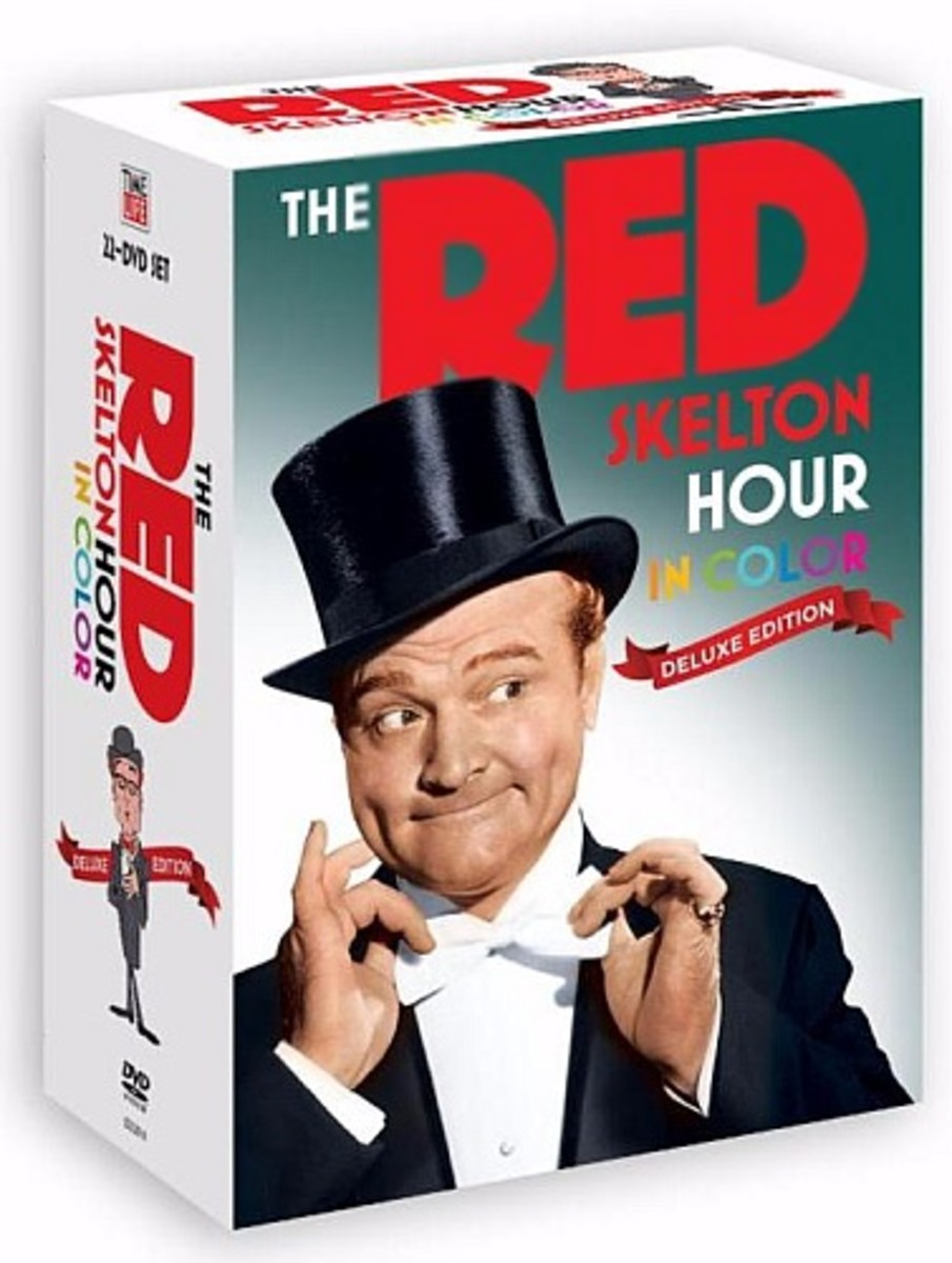 The Red Skelton Hour In Color: Deluxe Edition-DVD Review