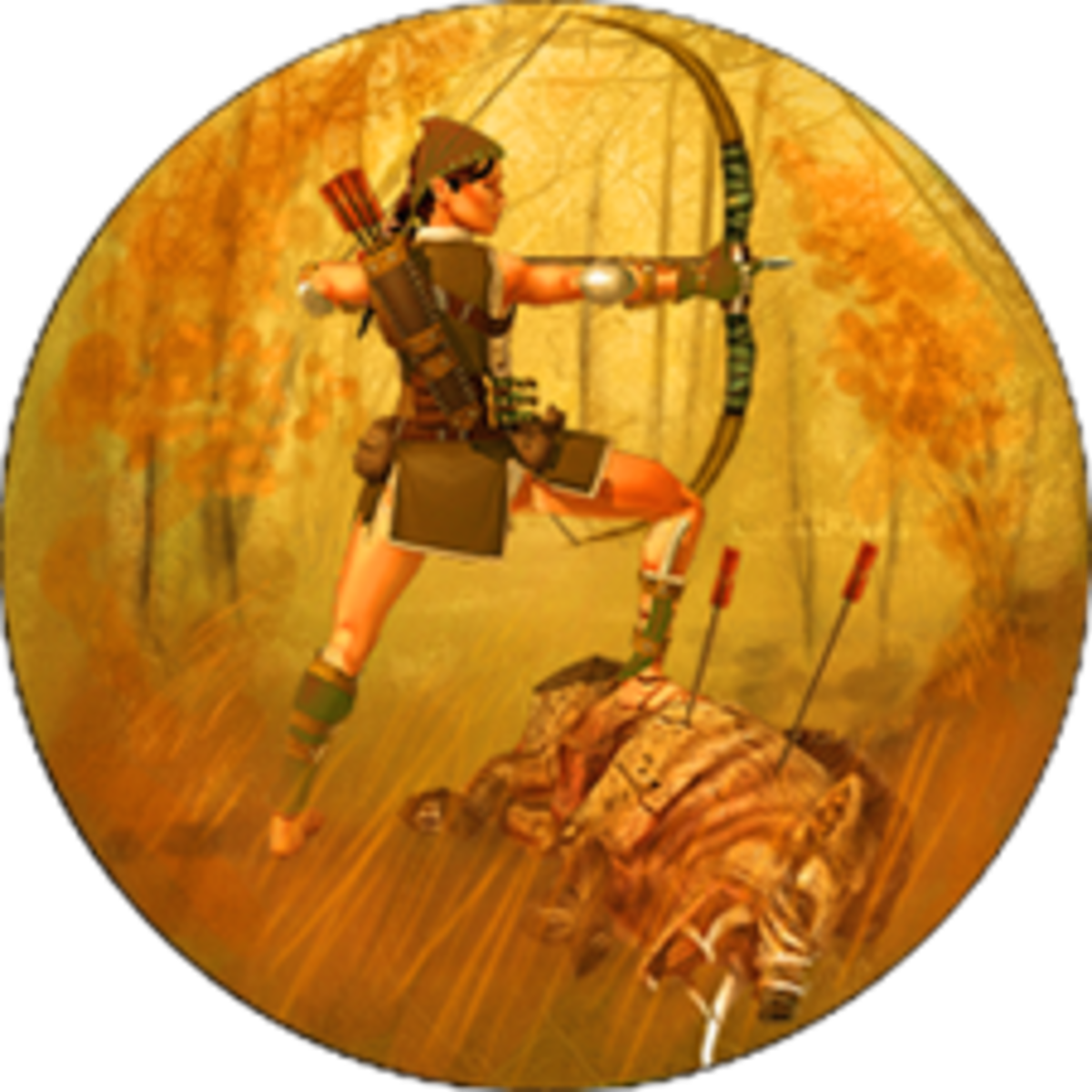 Hunting Mastery, Copyright THQ Nordic