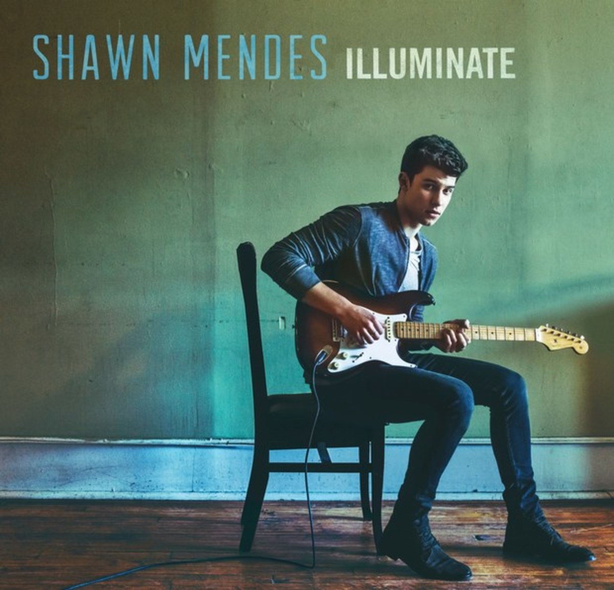 Shawn Mendes' 2nd Album 'Illuminate'