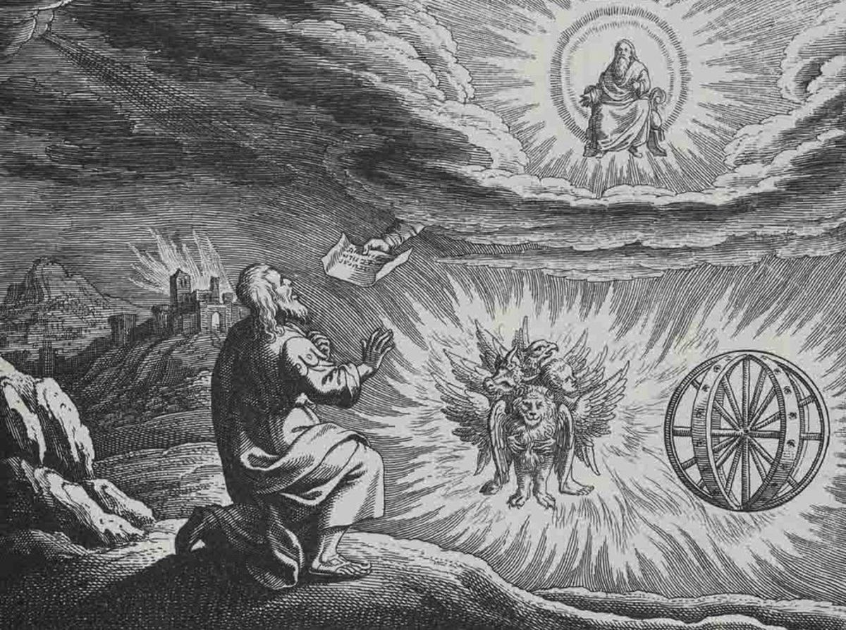 What Are the Two Sticks Spoken of in Ezekiel?