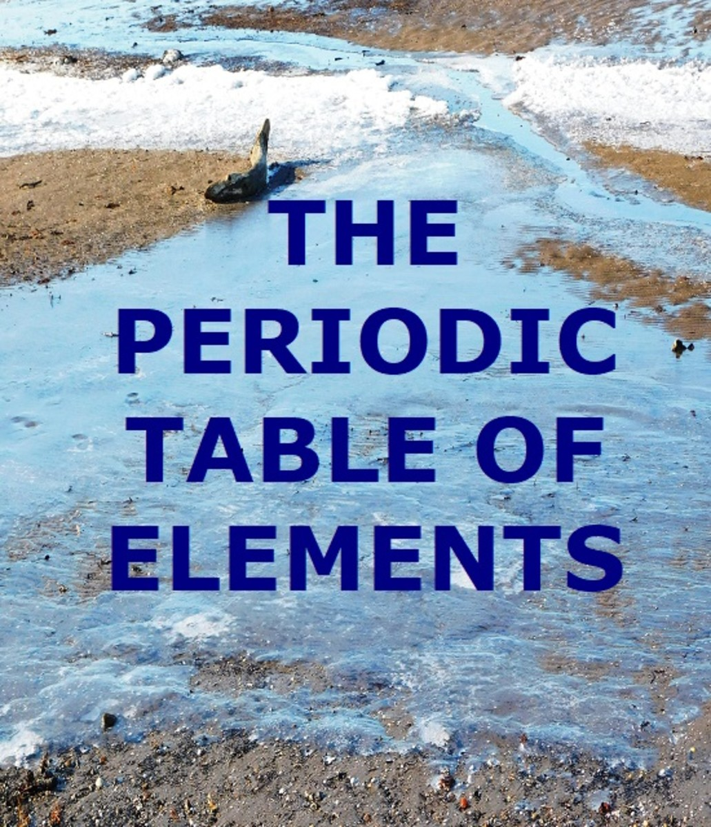 What is the Periodic Table of Elements?