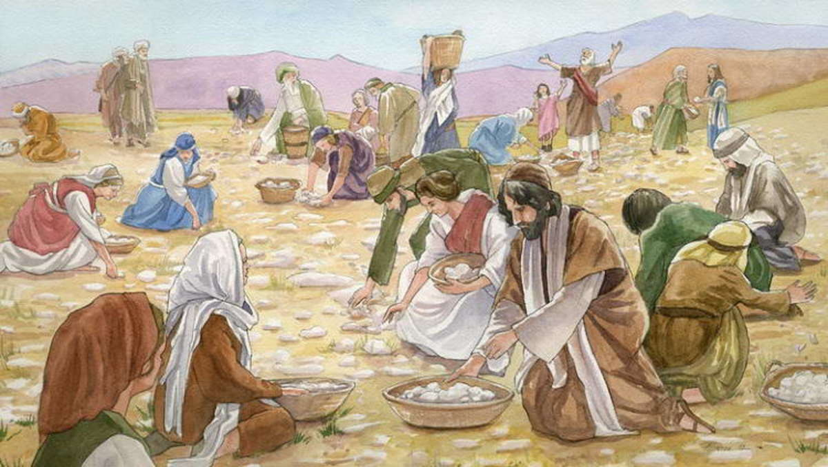 Why the Manna Ceased When the Israelites Entered the Promised Land