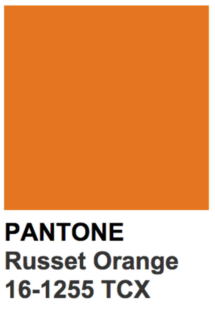 A Pantone Postcard - some people like them, but most don't