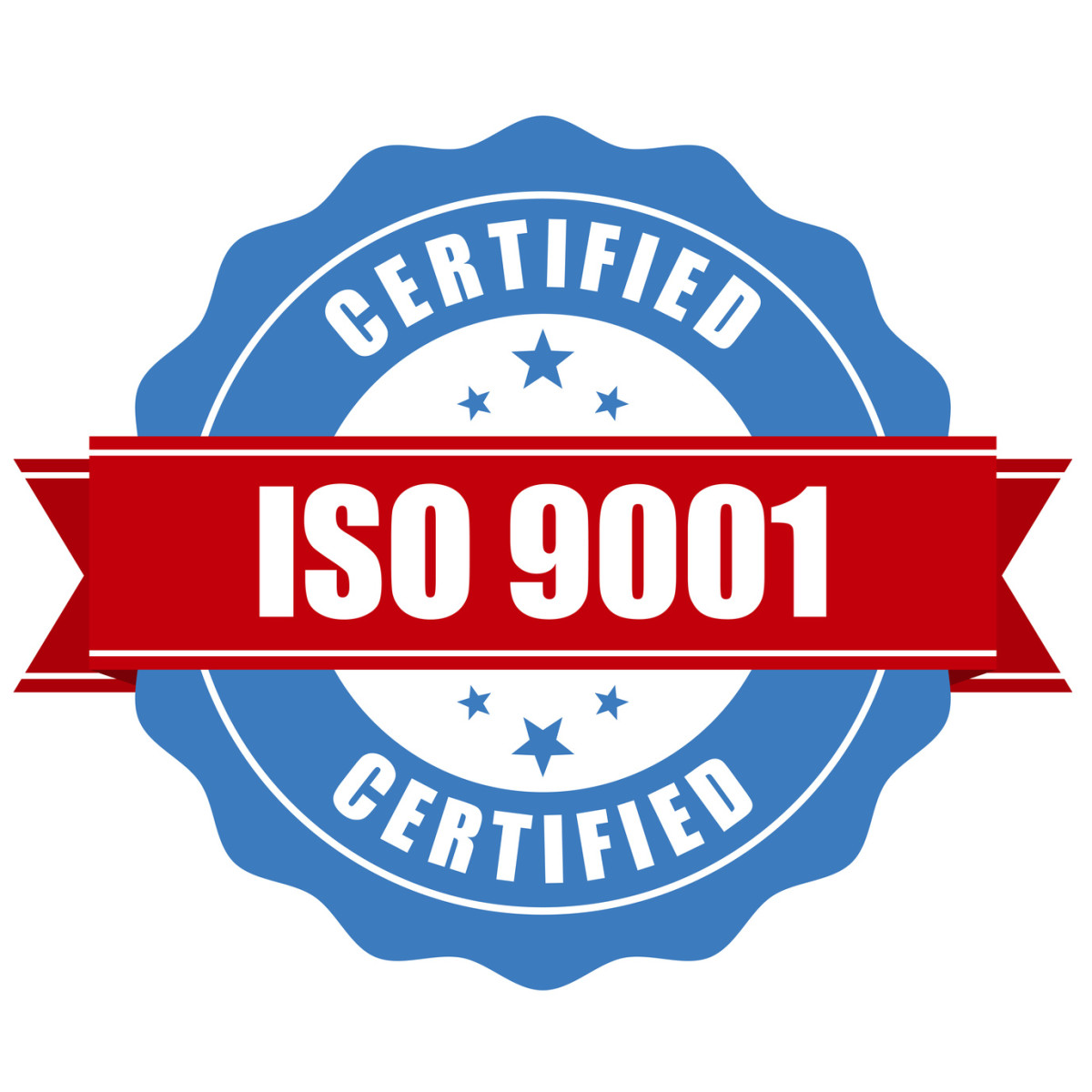 The ISO 9001 requirement is a QMS that companies use to help them consistently provide quality products and services that meet high standards.