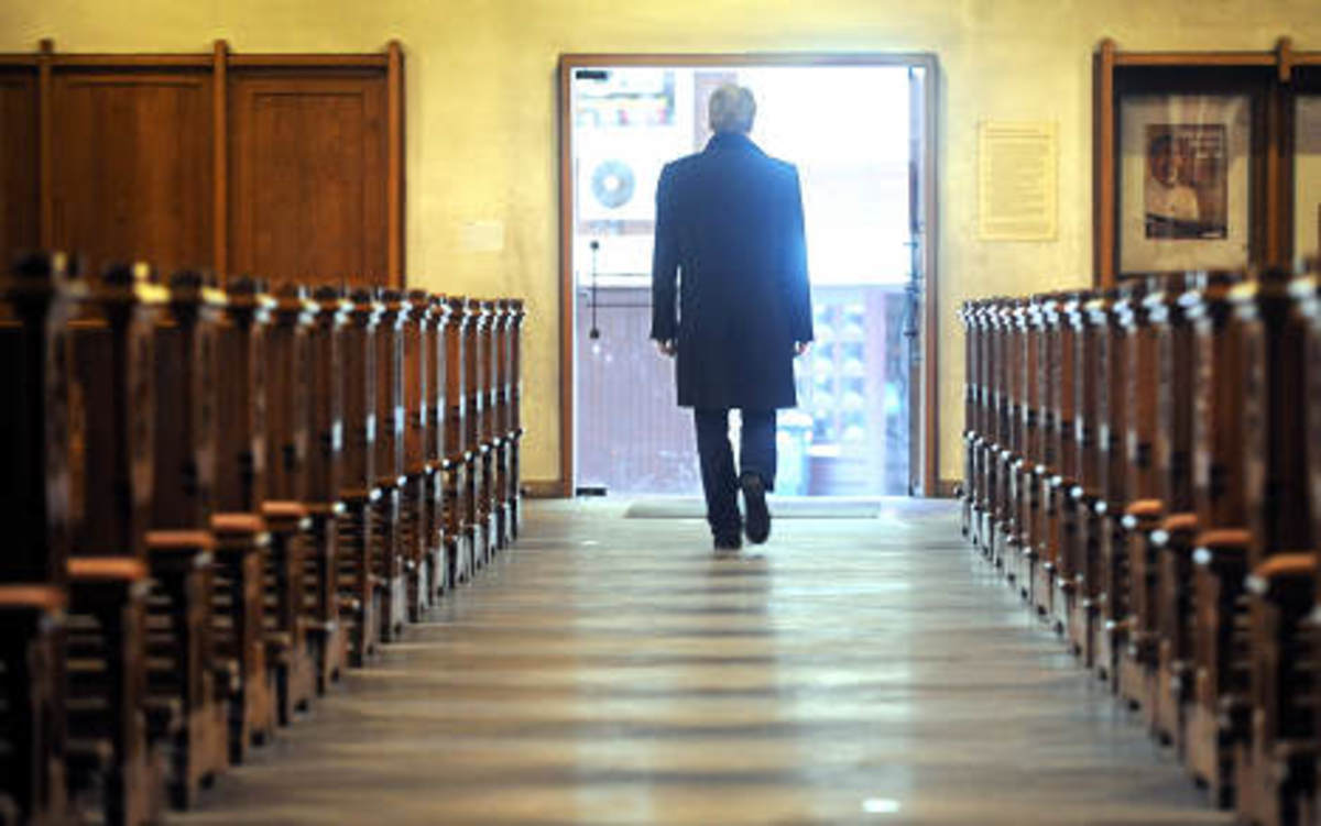 Church Leaders Have a Responsibility to Those Who Leave the Church