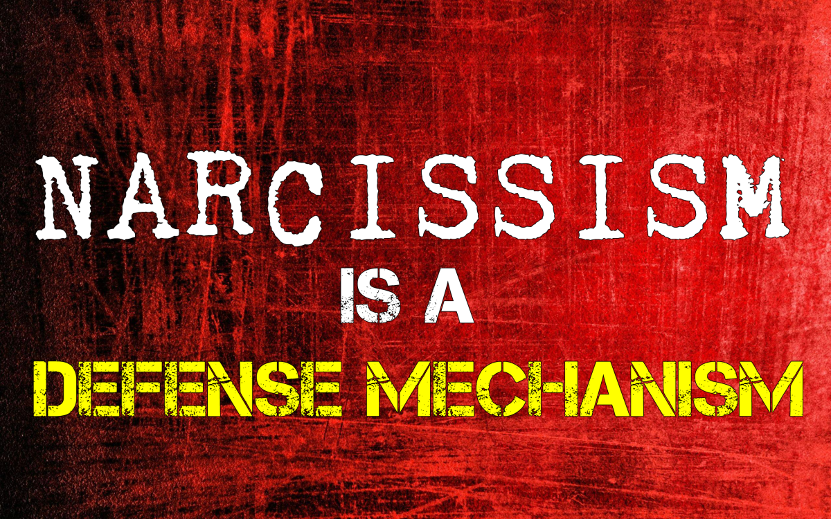 Narcissism is a Defense Mechanism