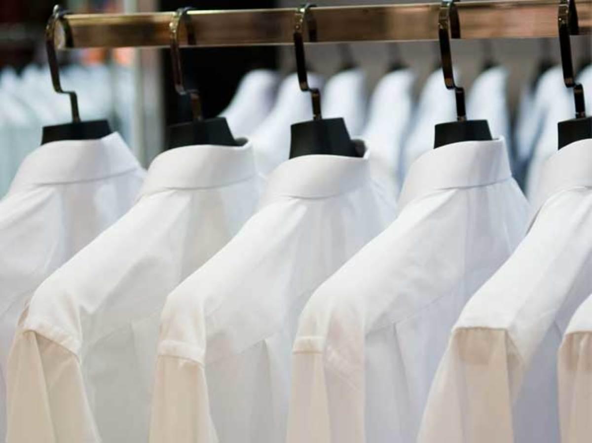 Cotton shirts.