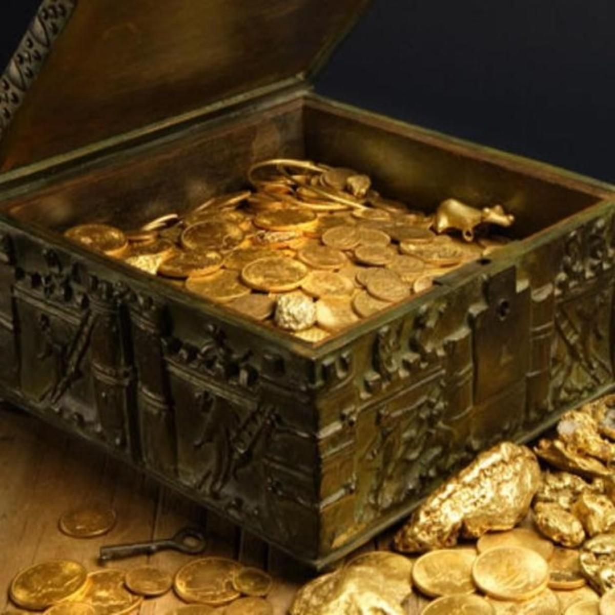 Treasure Forrest Fenn Hid Somewhere | Lesjoyauxduciel