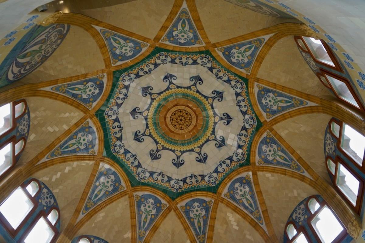 Interior of Sant Pau