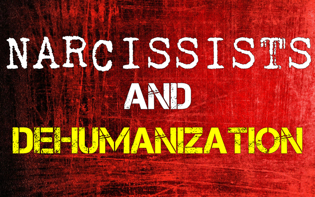 Narcissists And Dehumanization