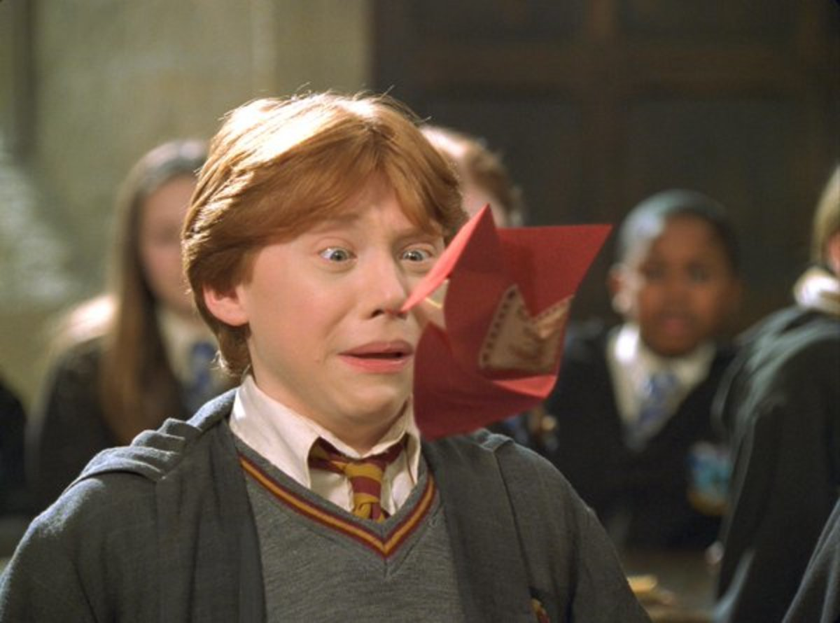He might not be perfect, but Harry is thankful!