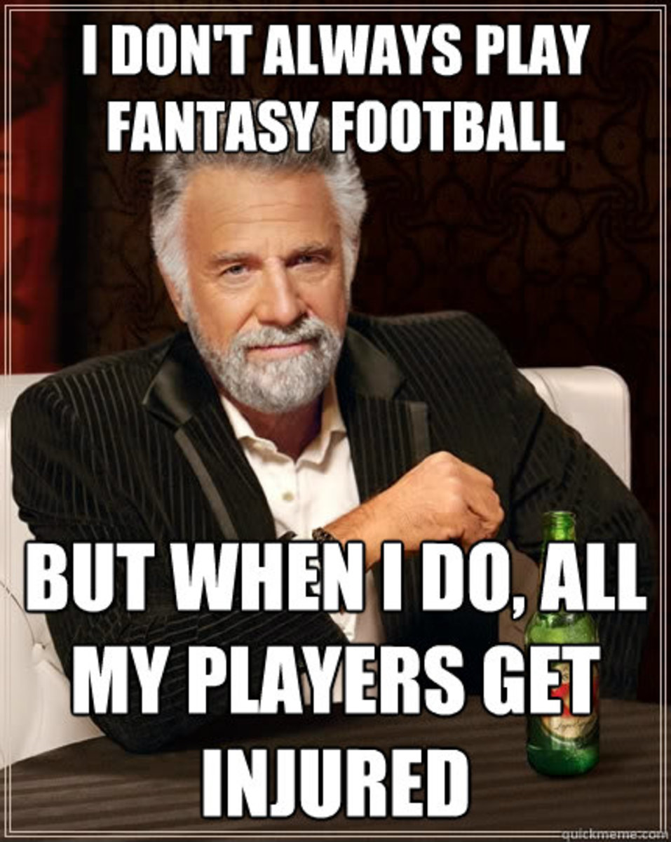 Joining a Fantasy Football League; A Woman's Perspective