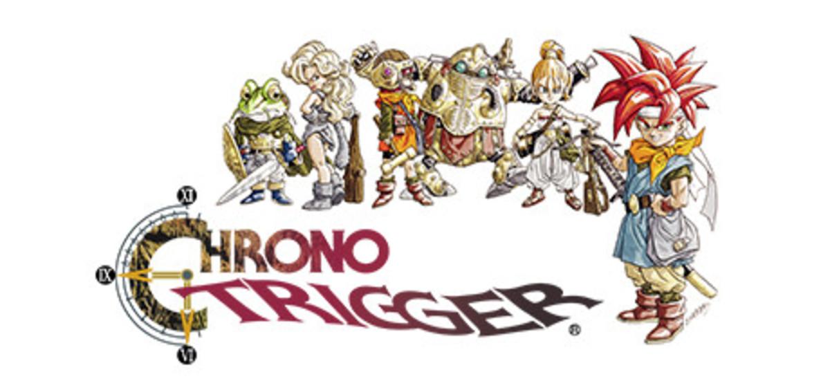 Chrono Trigger character art designed by Akira Toriyama.