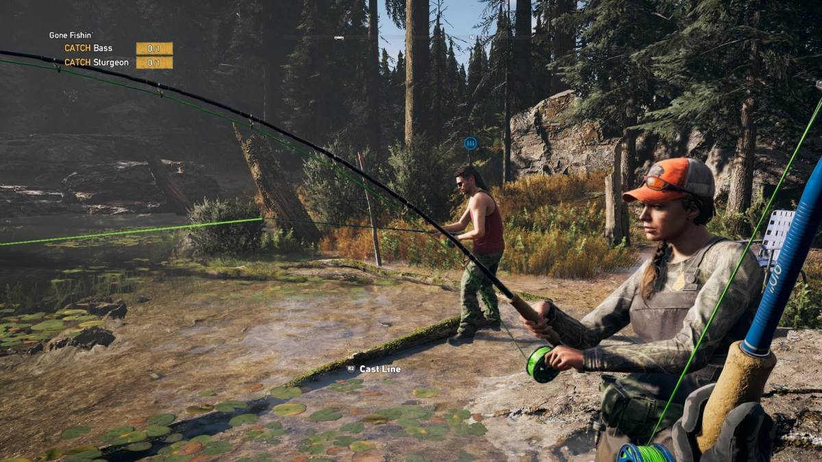Far Cry 5 Fishing Guide: How to Get a Wonderboy Fishing Rod and Catch The Admiral