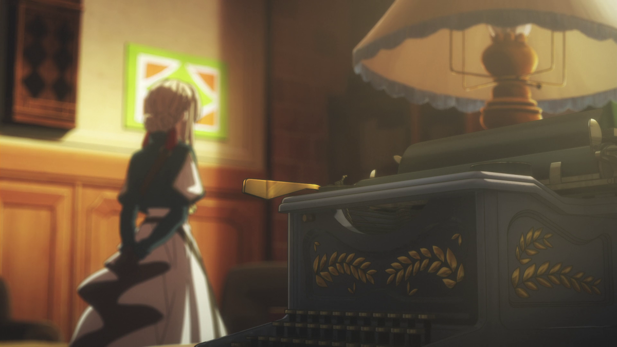 Anime Review: Violet Evergarden (2018) | HubPages