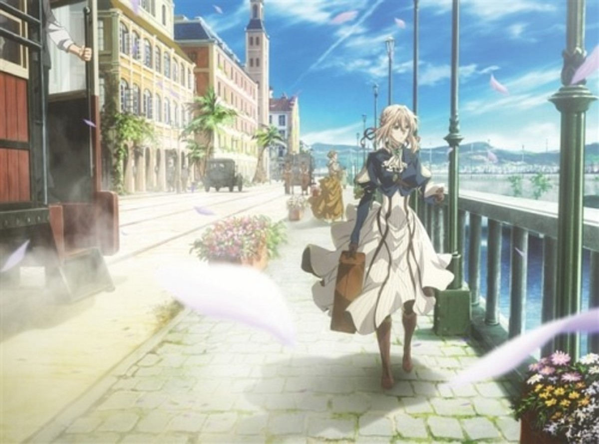 Anime Review: Violet Evergarden (2018)