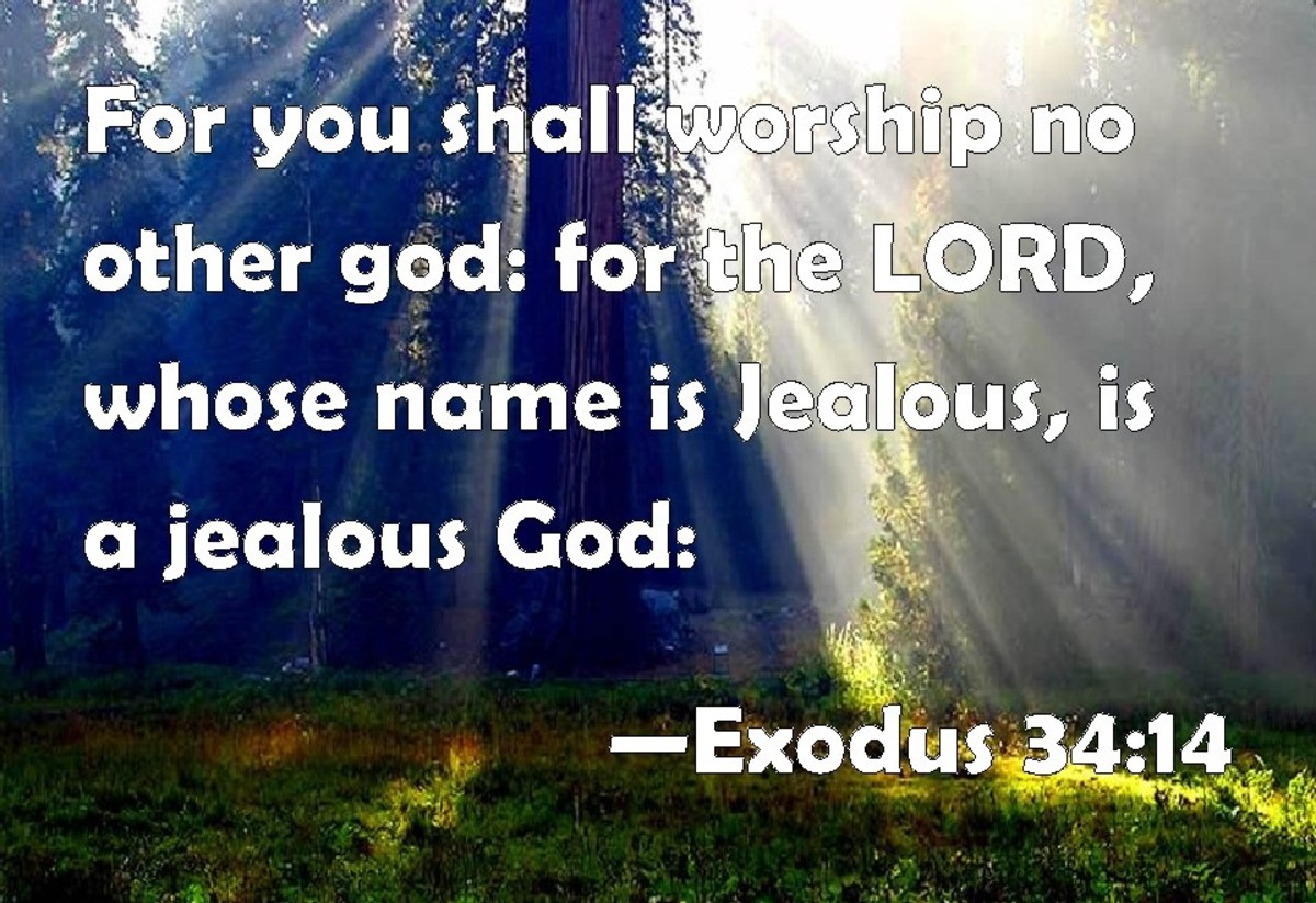 30 Quotes About A Jealous God Hubpages