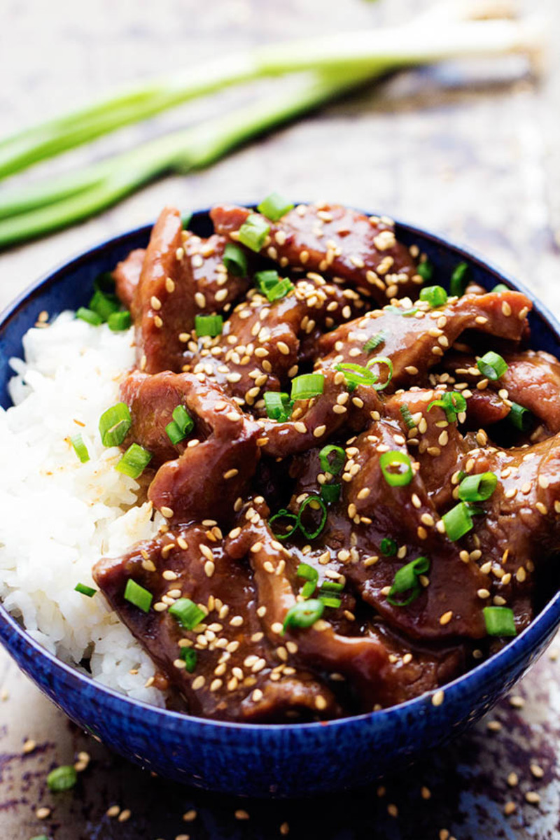 Easy to Make Beef Bulgogi