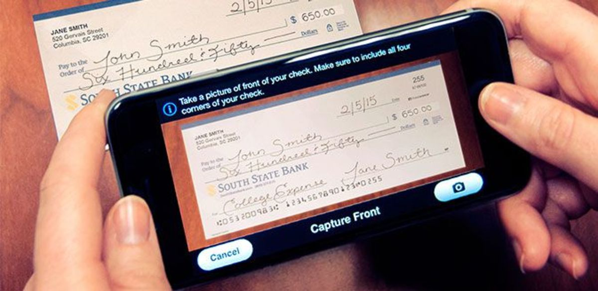 Mobile Check Deposits and What You Should Know