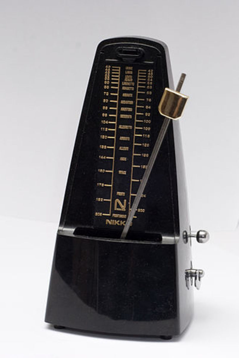 Every musician should own a good metronome.