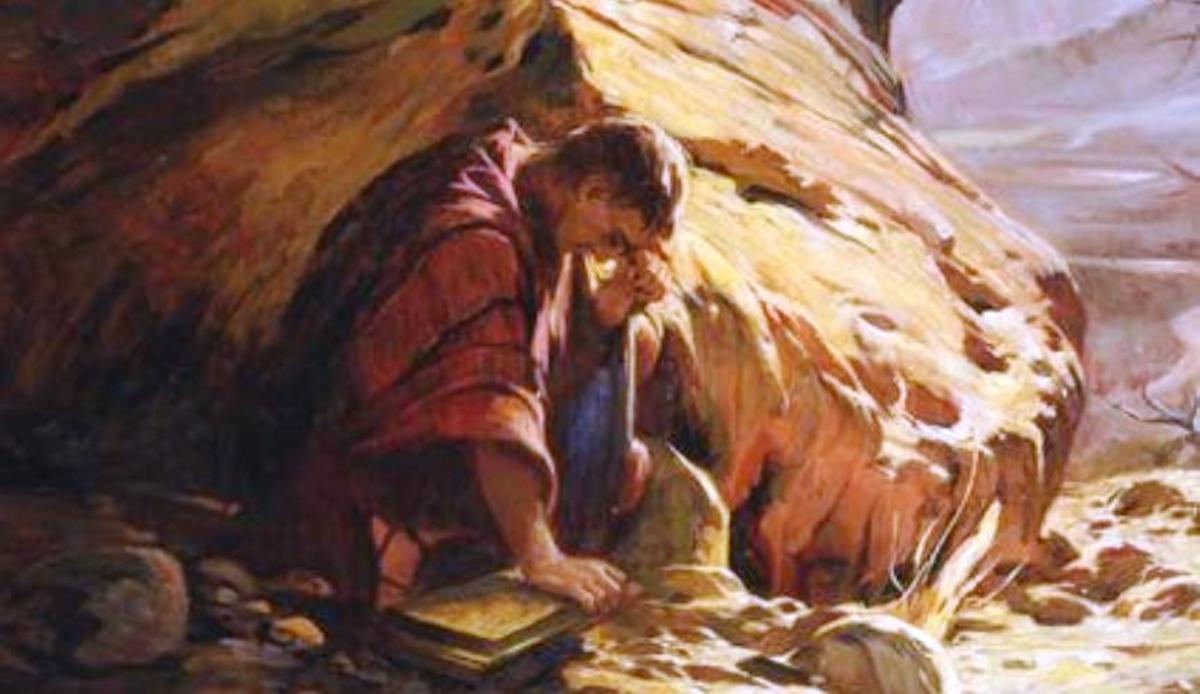 Moroni, the Son of Mormon: Wandering Saint