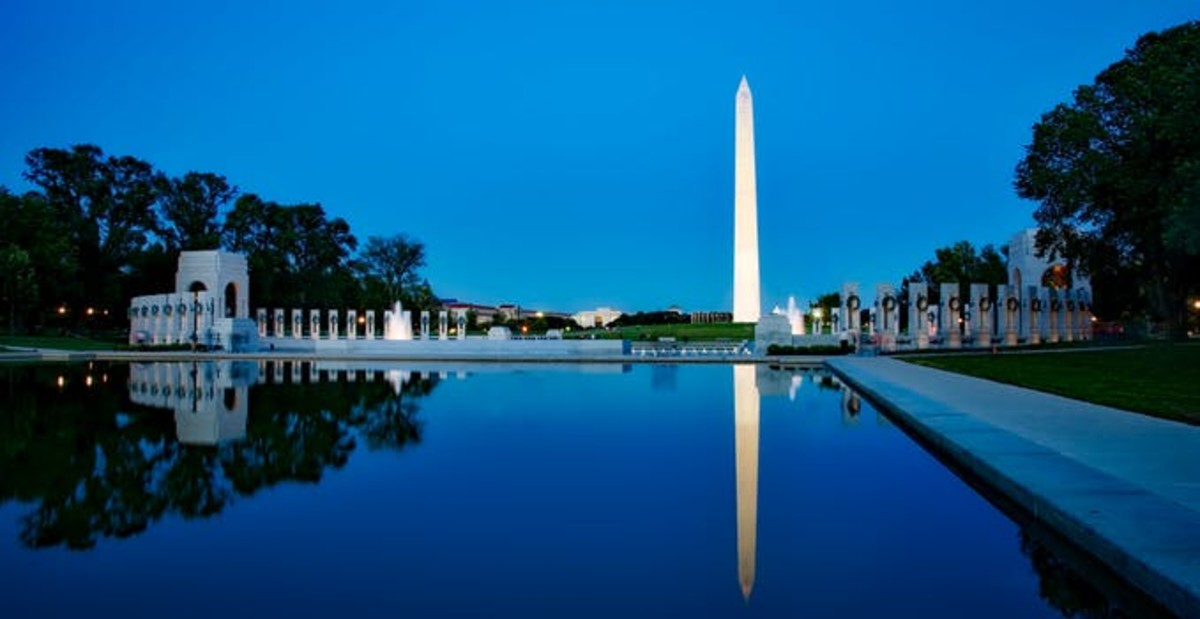 The Washington Monument, a Tribute to Lucifer