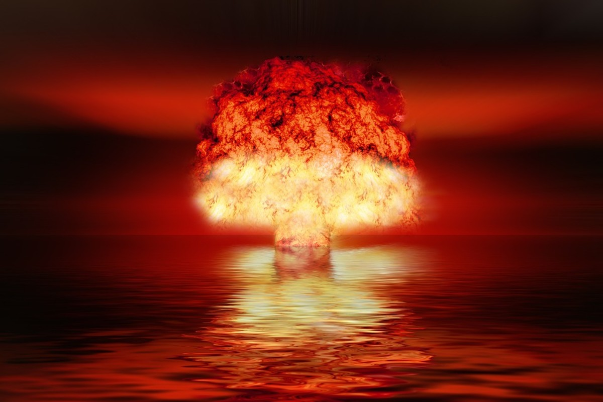 Nuclear Bomb: Weapon of Destruction