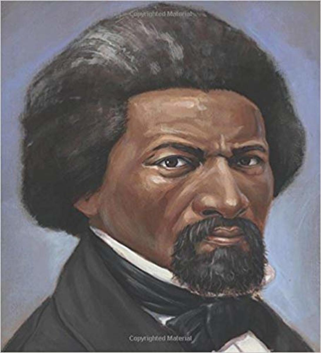 Frederick's Journey: The Life of Frederick Douglass by Doreen Rappaport