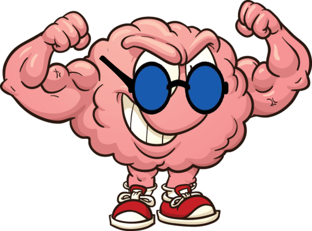 The Brain Is A Muscle