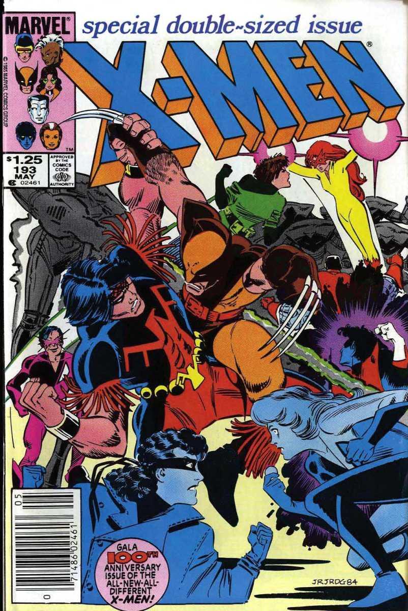 Uncanny X-Men is Angelica Jones' debut in Marvel's mainstream continuity.