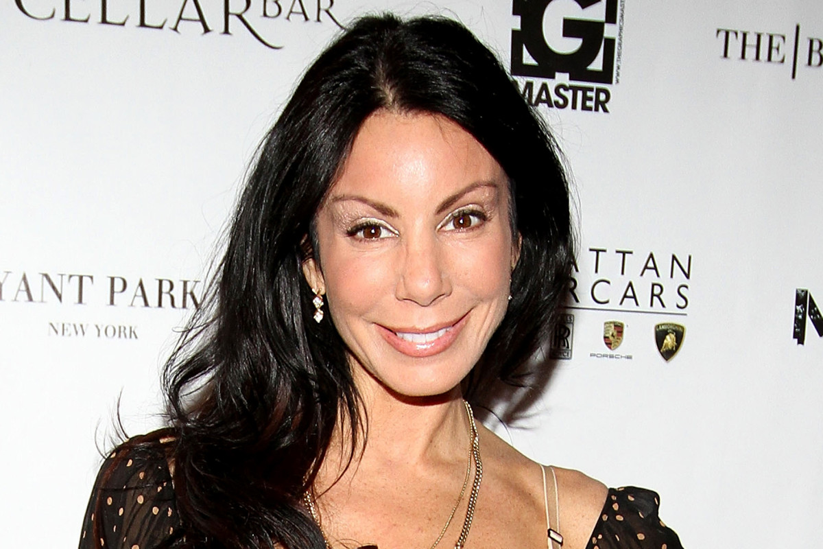 'Real Housewife of New Jersey' star Danielle Staub Divorcing After Three Marriages and 20 Engagements