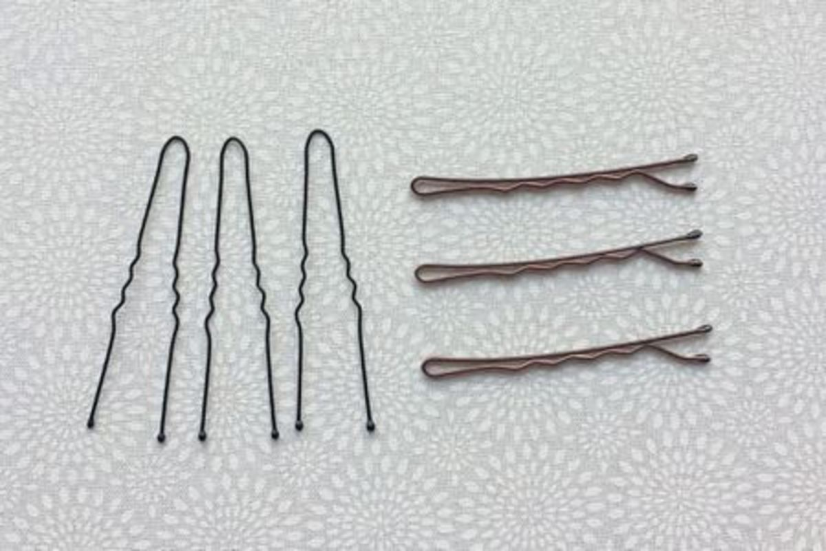 Hairpins vs. Bobby Pins: They Are Different