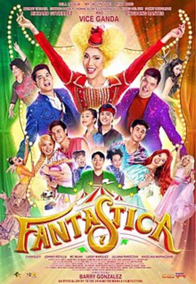 Movie Review: Fantastica (2018)