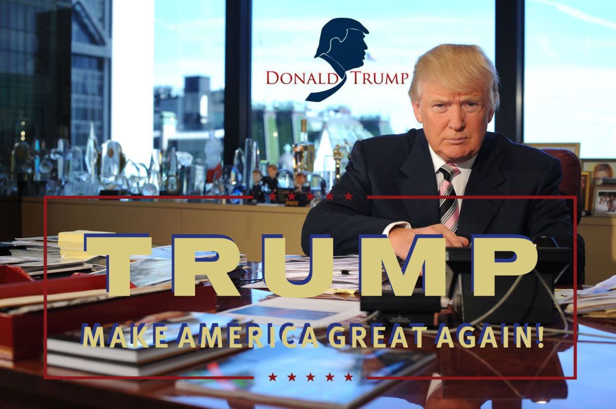 Donald Trump: America's Greatest President