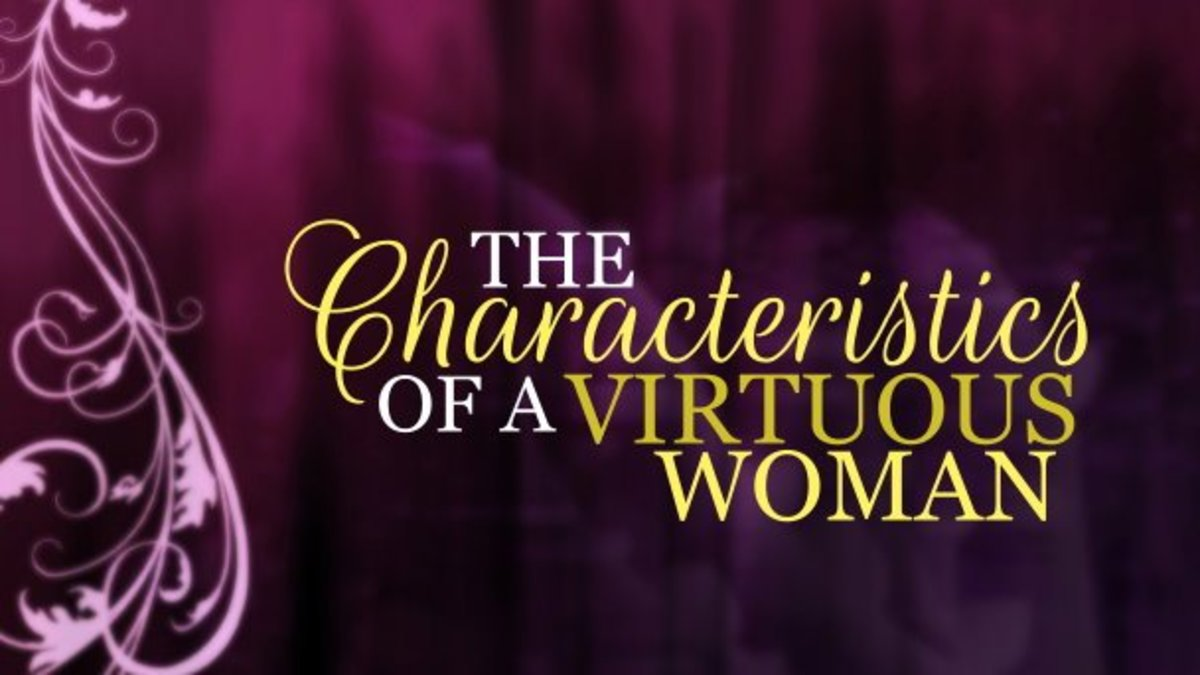 The Proverbs 31 Woman Doesn't Exist Today | HubPages