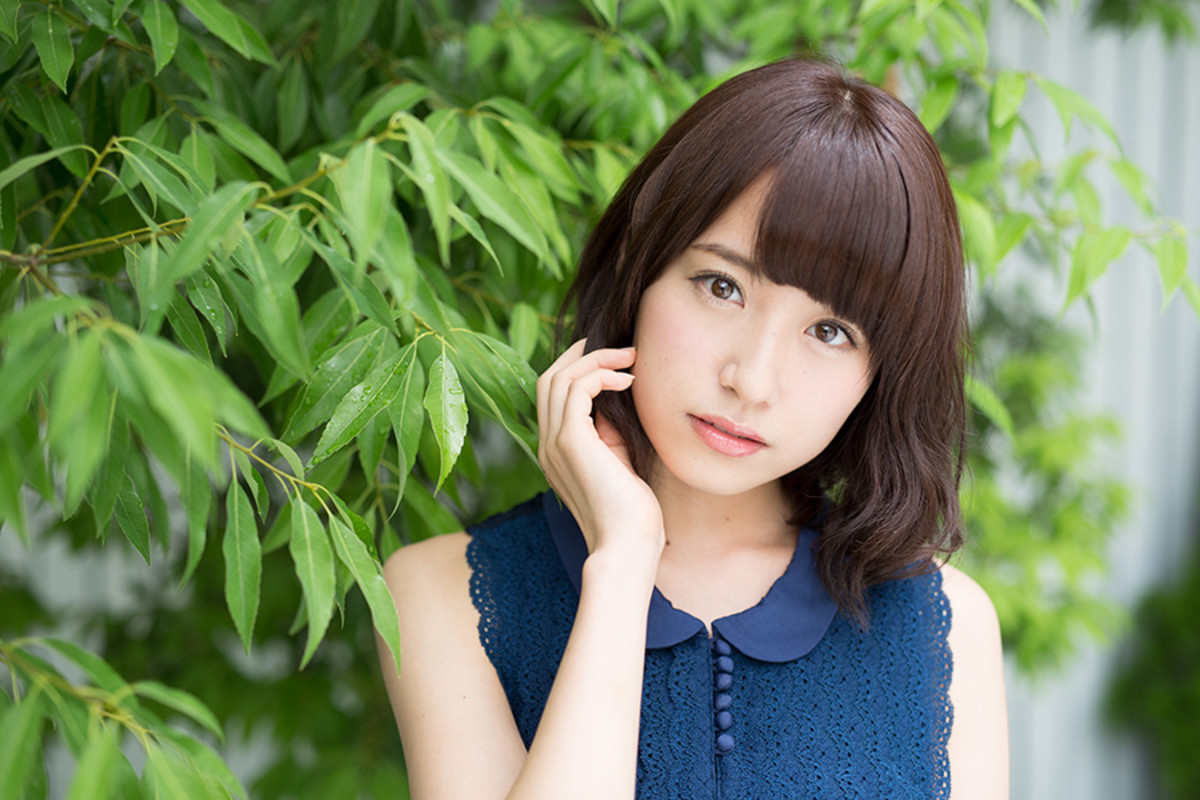 """From the photo set """"Natalie Nogizaka46 The Summer of Free & Easy."""""""